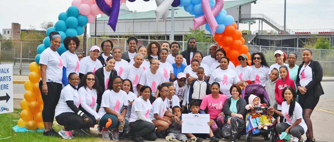 2019 Champions Fighting Cancer Walk - Signature Healthcare